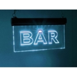 LED sign Bar, RGB