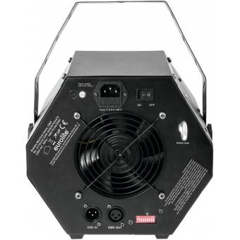 EUROLITE B-100 Bubble Machine black DMX #3