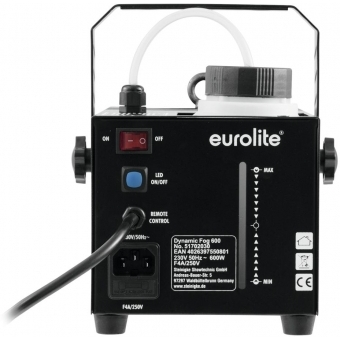 EUROLITE Dynamic Fog 600 Fog Machine #4