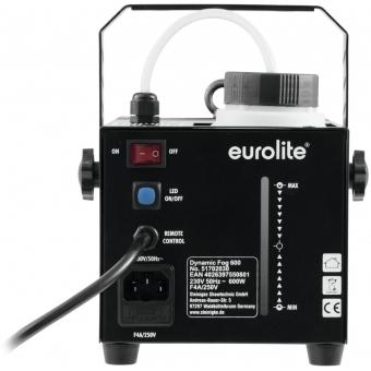 EUROLITE Dynamic Fog 600 Fog Machine #4
