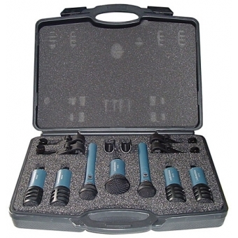 Set microfoane tobe Audio-Technica AT-MB/DK7 - 7 piese