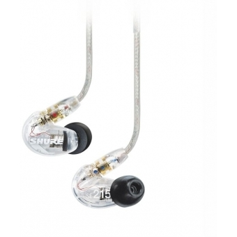Casti in-ear SHURE SE215-CL