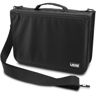 UDG Ultimate DIGI Wallet Large Black/Orange Inside