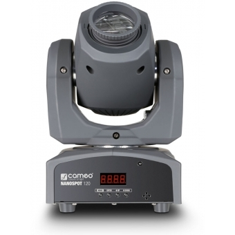 Mini Moving Head LED Cameo NanoSpot 120 #3