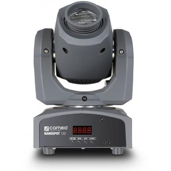 Mini Moving Head LED Cameo NanoSpot 120 #3