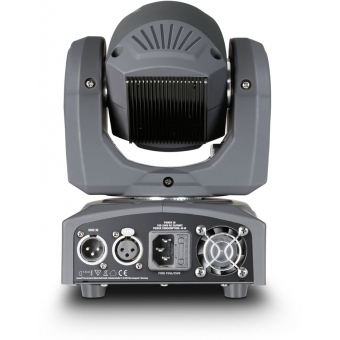 Mini Moving Head LED Cameo NanoSpot 120 #4