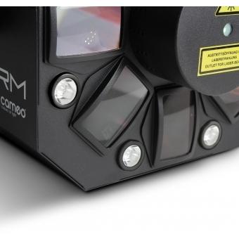 Efect lumini Cameo STORM 3 in 1 Derby, Stroboscop si Laser #5