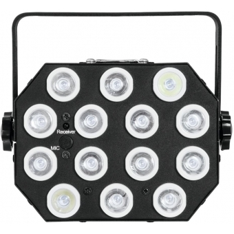 EUROLITE LED PS-46 RGB 14x1W Flash Spot #4