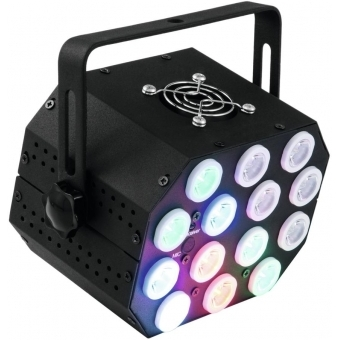 EUROLITE LED PS-46 RGB 14x1W Flash Spot #6