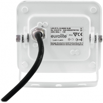 EUROLITE LED IP FL-10 6000K SLIM #3
