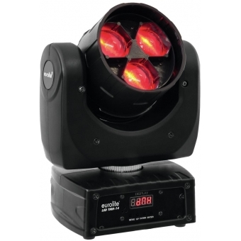 EUROLITE LED TMH-14 Moving Head Zoom Wash #4
