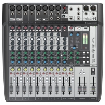 Mixer audio Soundcraft Signature 12 MTK #2