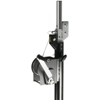 Stativ cu Lift  SWU 400 T - Wind up stand with T-Bar black #5