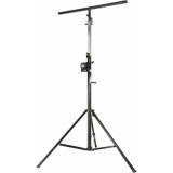 Stativ cu Lift  SWU 400 T - Wind up stand with T-Bar black