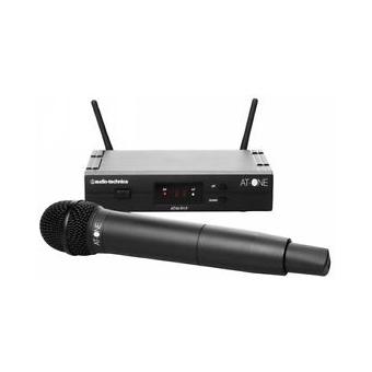 Sistem wireless Audio-Technica ATW-13F - Receptor+Transmitator de mana