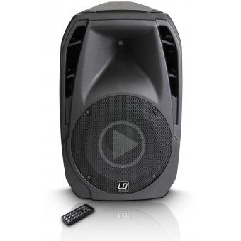 Boxa activa 15' LD Systems Play 15 A cu MP3 Player - B-STOCK