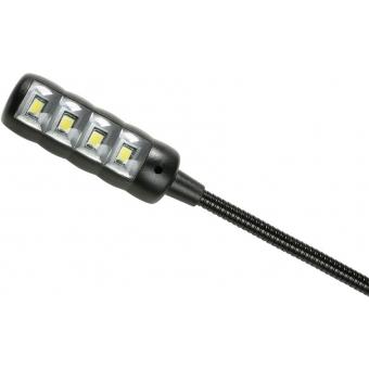 Gooseneck light USB  - 4 LEDs Adam Hall #4