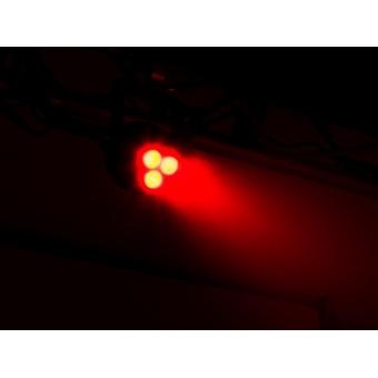 EUROLITE LED IP PAR 3x12W HCL #8