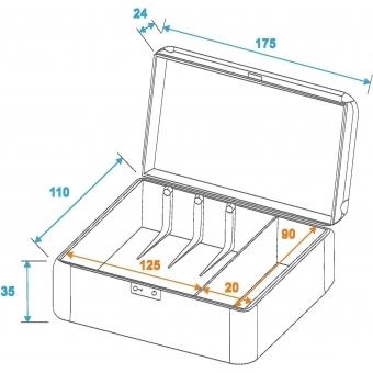 ROADINGER Case for 3 Turntable Systems #2