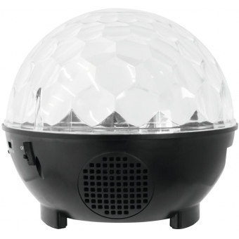 EUROLITE AKKU LED BC-9 Beam Effect MP3 + FM Radio #2