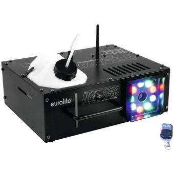 EUROLITE NSF-250 LED DMX Hybrid Spray Fogger