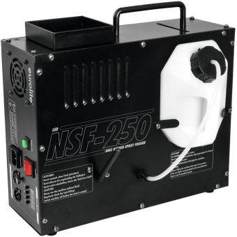 EUROLITE NSF-250 LED DMX Hybrid Spray Fogger #2