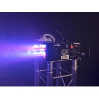 EUROLITE NSF-250 LED DMX Hybrid Spray Fogger #11