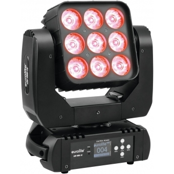 EUROLITE LED TMH-18 Moving Head Beam #3
