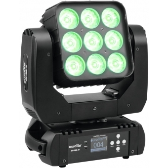 EUROLITE LED TMH-18 Moving Head Beam #4