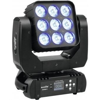 EUROLITE LED TMH-18 Moving Head Beam #5