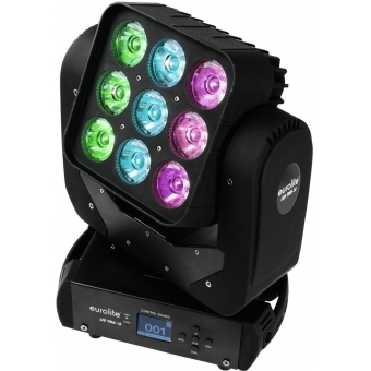 EUROLITE LED TMH-18 Moving Head Beam #9