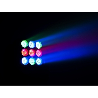 EUROLITE LED TMH-18 Moving Head Beam #10