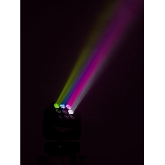 EUROLITE LED TMH-18 Moving Head Beam #16