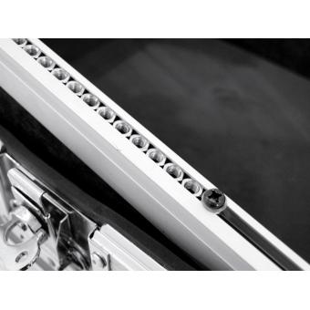 ROADINGER Mixer Case Road MCB-12 sloping 8U bk #4
