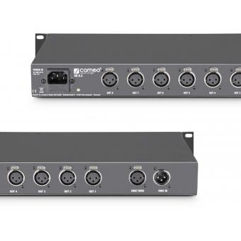 Cameo SB8.3 - 8-channel DMX splitter / booster (3-pin) #4
