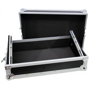 ROADINGER Mixer Case Pro MCB-19, sloping, bk, 6U #4