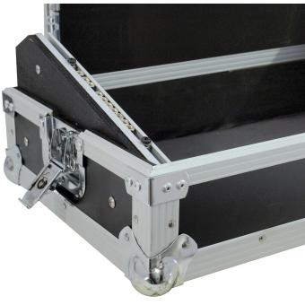 ROADINGER Mixer Case Pro MCB-19, sloping, bk, 6U #5