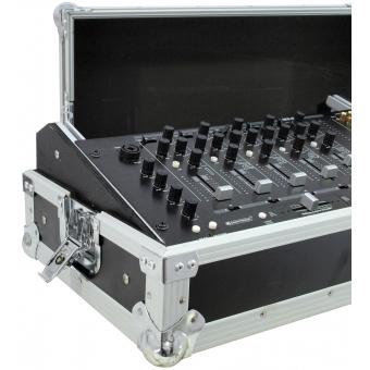 ROADINGER Mixer Case Pro MCB-19, sloping, bk, 6U #6