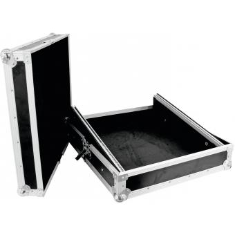 ROADINGER Mixer Case Pro MCB-19, sloping, bk, 6U #8