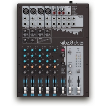 LD Systems VIBZ 8 DC -Mixer 8 canale #2