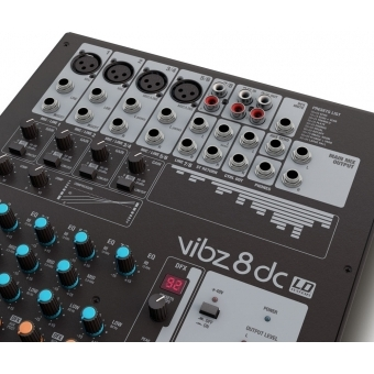 LD Systems VIBZ 8 DC -Mixer 8 canale #5