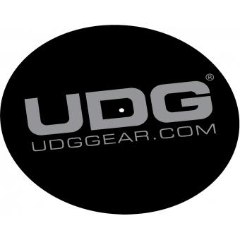 UDG Slipmat Set Black / Silver