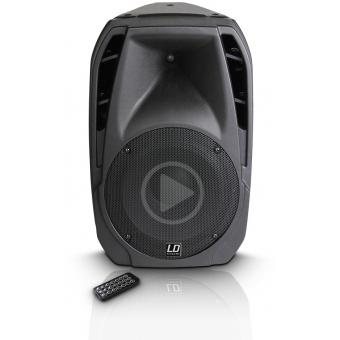 Boxa activa 12' LD Systems Play 12 A cu MP3 Player