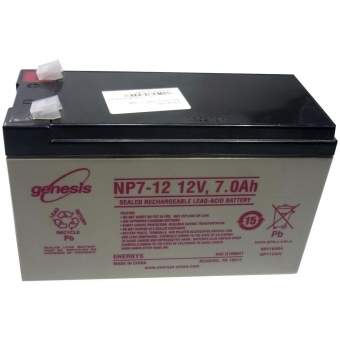 ACCESSORY Battery 12V/7000mAh