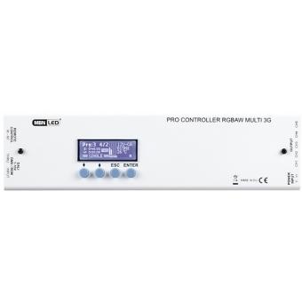 Pro Controller RGBAW Multi 3G