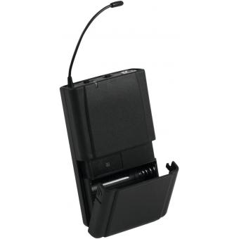 OMNITRONIC WAMS-10BT Bodypack with Headset #2