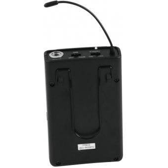 OMNITRONIC WAMS-10BT Bodypack with Headset #3