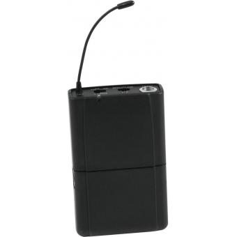 OMNITRONIC WAMS-10BT Bodypack with Headset #4