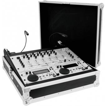 ROADINGER Mixer Case Pro MCB-19 sloping, bk, 12U #3
