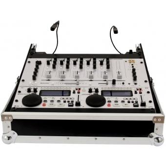 ROADINGER Mixer Case Pro MCB-19 sloping, bk, 12U #5